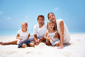 Family Holiday in Jesolo