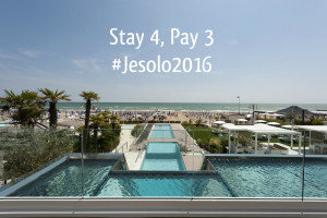 Stay 4, Pay 3 - Jesolo