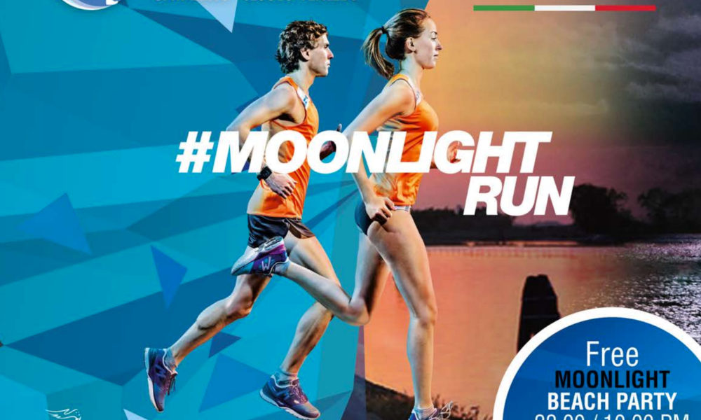 Moonlight Half Marathon 2017 Jesolo